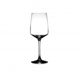 MERLOT - wine glass - glass - DIA 8,8 x H 22,5 cm - clear