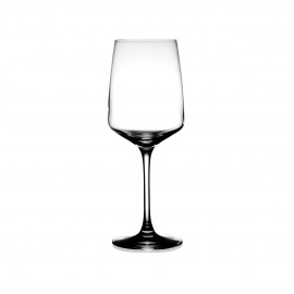 MERLOT - degustation glass - glass - DIA 9,4 x H 24 cm - clear