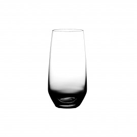 CHRIS - longdrink - glass - DIA 7,6 x H 14,5 cm - clear