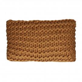 NITTU - cushion - acrylic - L 50 x W 30 cm - curcuma