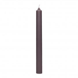 - Kaars - paraffine wax - H 25 cm - Lila