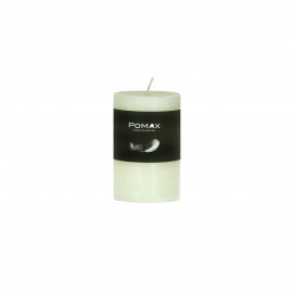 Candle - ivory - D5H7.5cm - 18pcs/box