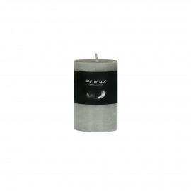bougie - cire de paraffine - DIA 5 x H 8 cm - Lin