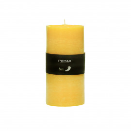 Candle lemon D7.5H15 (8st/box) burning hours = 72 hrs