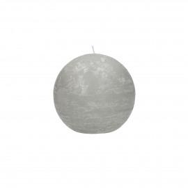 candle ball - paraffin wax - DIA 6 cm - Linen