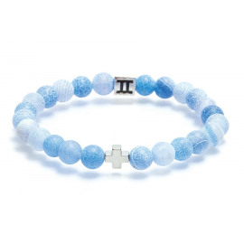 Gemini summer light blue