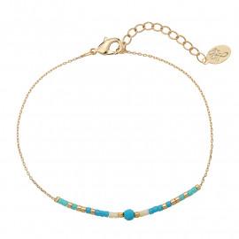 Armband beads & stone