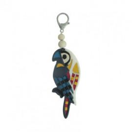 Sleutelhanger parrot