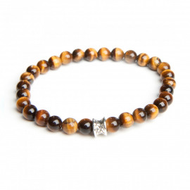 Gemini Basic tiger eye