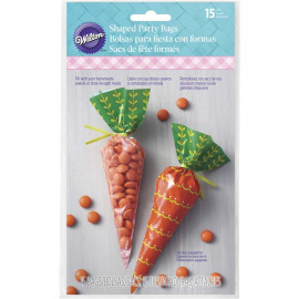 treat bags - wortel - Wilton