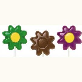 dancing daisies - Wilton Lollipop mold