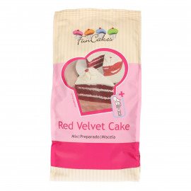 Red Velvet cake mix - FunCakes