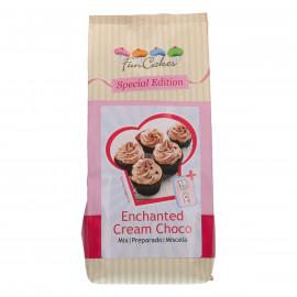enchanted cream Choco mix - 450gr