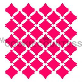soutern lattice - stencil