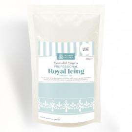 White - royal icing mix