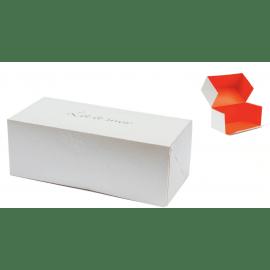 Luxe buche dozen 'Kerst' -  per stuk (40cm)