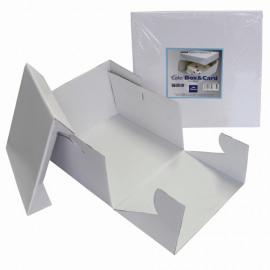 22,50 x 22,50 x 15cm -  cake box  - PME