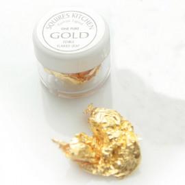 Gold leaf flake - SK Designer