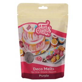 deco melts - purple