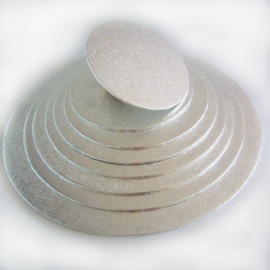 cake board 12,5cm - rond - FunCakes