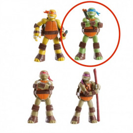 ninja turtles 'leonardo'  - cake topper