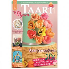 MjamTaart! Taartdecoratie Magazine voorjaar 201
