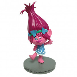 Poppy - Trolls - cake topper