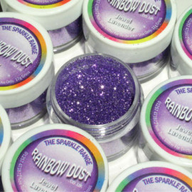 lavender - sparkles jewel - RD