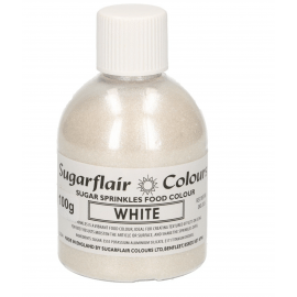 sugar sprinkles 'white'