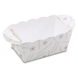 mini papieren cake vorm - congratulate