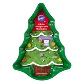 Christmas tree - Cake pan - Wilton