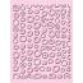A2 Embossing Folder Spots & Dots