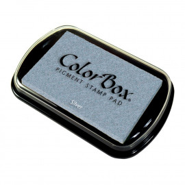 Metallic Pigment Ink Pad Silver