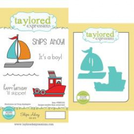 Taylored Stamp & Die Set 5.5