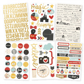 Say Cheese II Foil Stickers 4