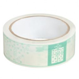 We R Memory Keepers envelope wrap washi roll party 19M.