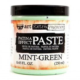 Finnabair Art Extravagance Patina Effect Paste GREEN