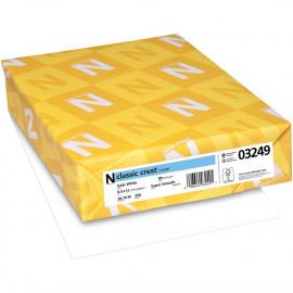 Neenah 80lb Classic Crest Cardstock 8.5
