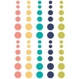 Domestic bliss Enamel dots