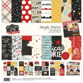 Say Cheese III collection kit
