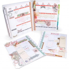 DIY Kit By David Tutera Planner Embellishments