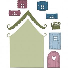 Craft Dies - Wildwood Cottage
