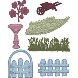 Craft Dies - Wildwood Cottage Accents