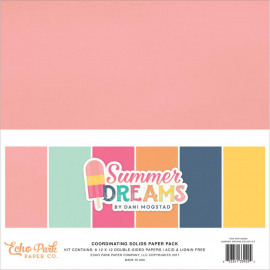 Summer dreams solids paper pack