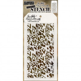 Tim Holtz collection - Layering Stencil - Heartstruck