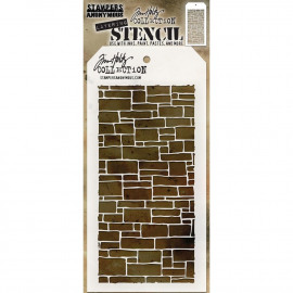 Tim Holtz collection - slate layering stencil