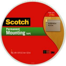 MOUNTING TAPE - 19MM X 34.7M - GROTE ROL