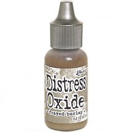 Distress Oxides Reinkers Frayed burlap