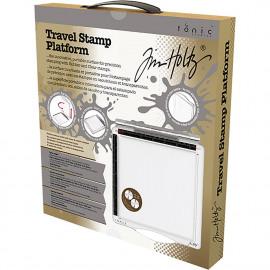 Tim Holtz Travel Stamp Platform 6.5
