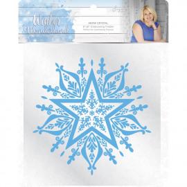 SNOW CRISTAL BY SARA DAVIES